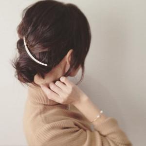 耳かけ三日月コーム (4)