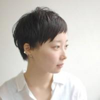 刈り上げマッシュヘア (10)