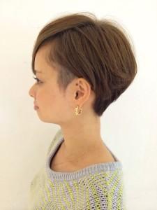 刈り上げマッシュヘア (11)