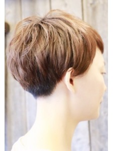 刈り上げマッシュヘア (13)