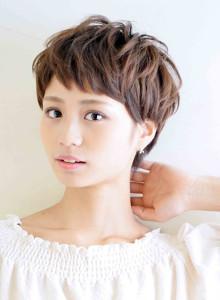 刈り上げマッシュヘア (8)