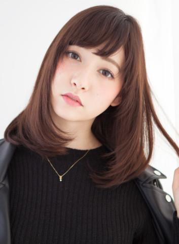 ローレイヤヘアスタイル (3)