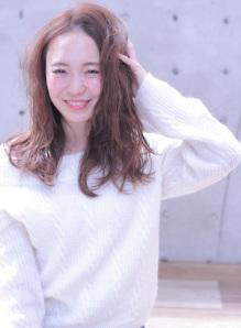 くせ毛風ゆるロング (10)