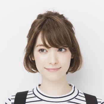 ショートボブお団子 (6)