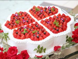 ウェディングケーキ (1)