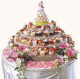 ウェディングケーキ (93)