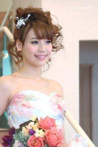 ウェディング髪飾り (2)