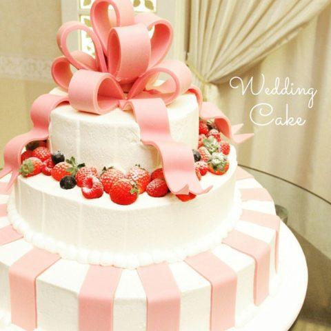 ウェディングケーキ (4)